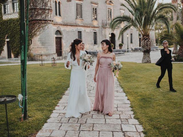 Il matrimonio di Antoine e Zula a Lecce, Lecce 85
