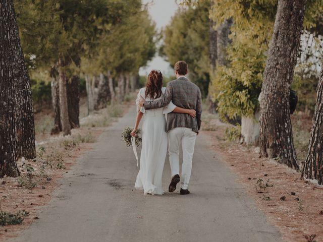 Il matrimonio di Antoine e Zula a Lecce, Lecce 89