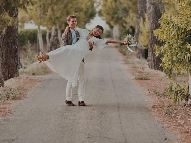 Il matrimonio di Antoine e Zula a Lecce, Lecce 90