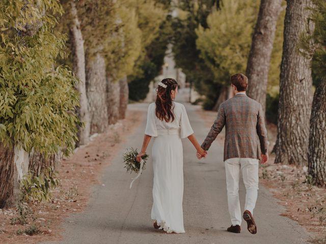 Il matrimonio di Antoine e Zula a Lecce, Lecce 93