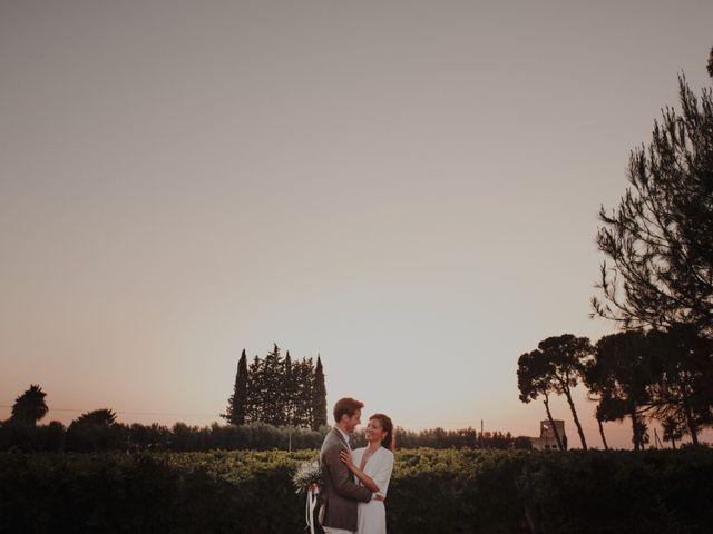 Il matrimonio di Antoine e Zula a Lecce, Lecce 94