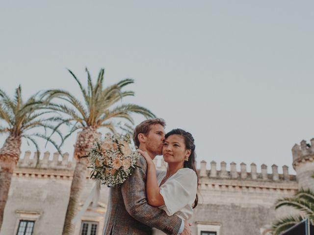 Il matrimonio di Antoine e Zula a Lecce, Lecce 98