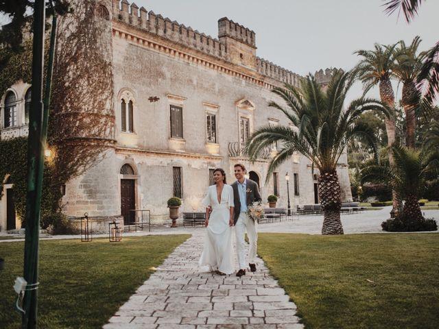 Il matrimonio di Antoine e Zula a Lecce, Lecce 102
