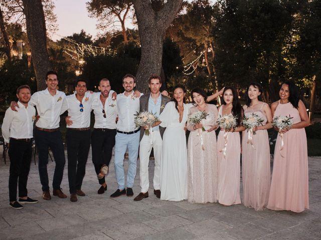 Il matrimonio di Antoine e Zula a Lecce, Lecce 103