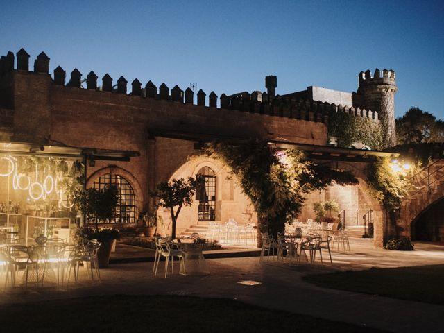 Il matrimonio di Antoine e Zula a Lecce, Lecce 109