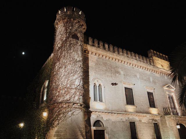 Il matrimonio di Antoine e Zula a Lecce, Lecce 110
