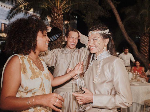 Il matrimonio di Antoine e Zula a Lecce, Lecce 126