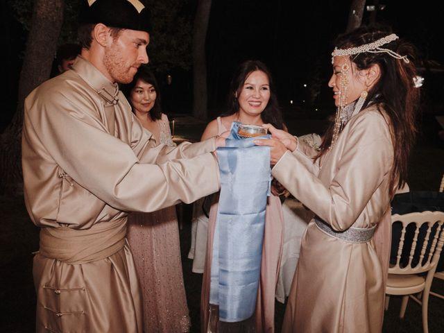 Il matrimonio di Antoine e Zula a Lecce, Lecce 130