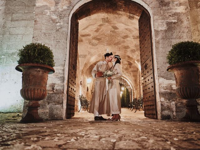 Il matrimonio di Antoine e Zula a Lecce, Lecce 133