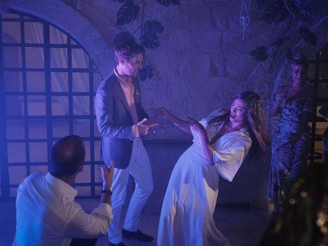 Il matrimonio di Antoine e Zula a Lecce, Lecce 156