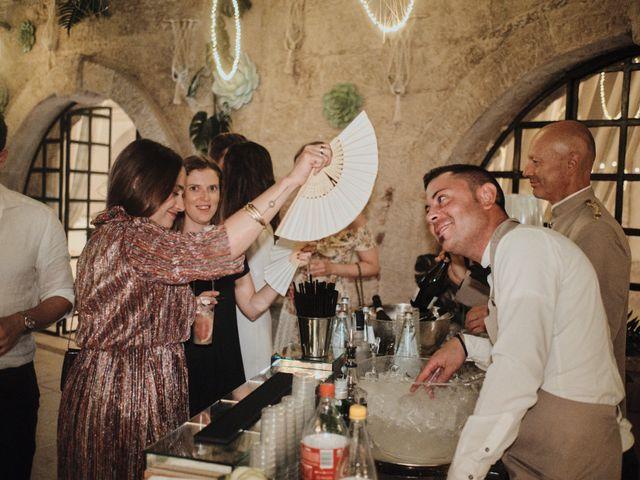 Il matrimonio di Antoine e Zula a Lecce, Lecce 158