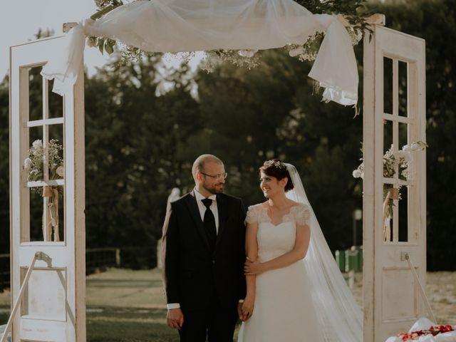 Le nozze di Cosima e Gery