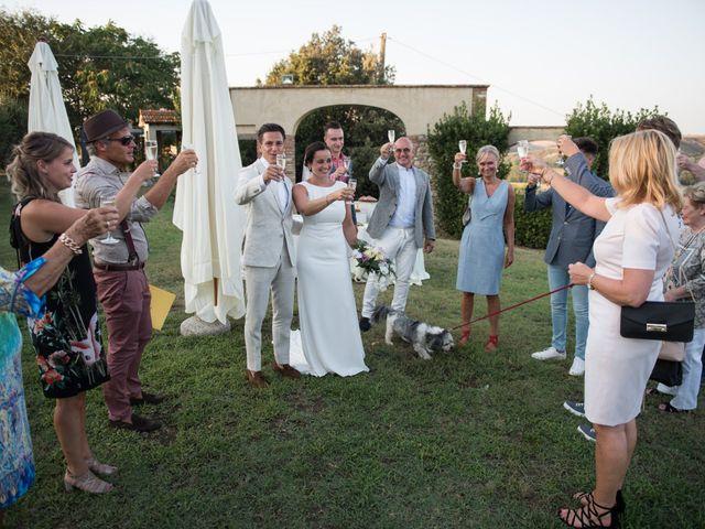 Il matrimonio di Steven e Assi a Lajatico, Pisa 35