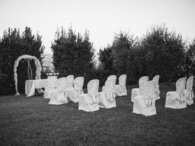 Il matrimonio di Steven e Assi a Lajatico, Pisa 36