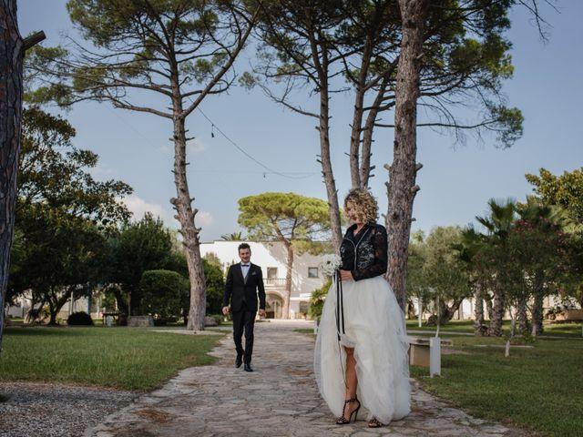 Il matrimonio di Donato e Lorenza a Brindisi, Brindisi 5