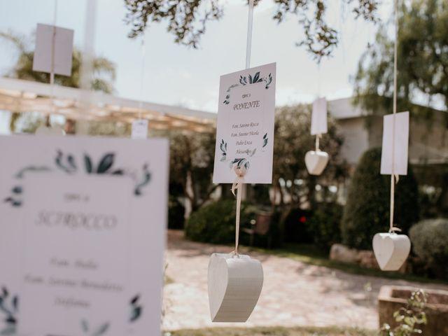 Il matrimonio di Donato e Lorenza a Brindisi, Brindisi 14