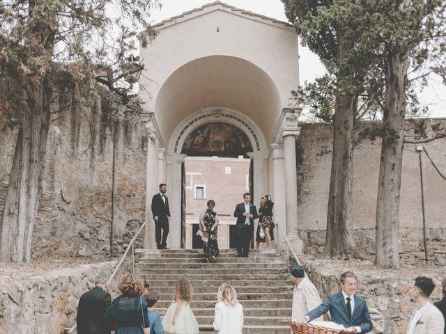 Il matrimonio di Ilaria e Andrea a Roma, Roma 14