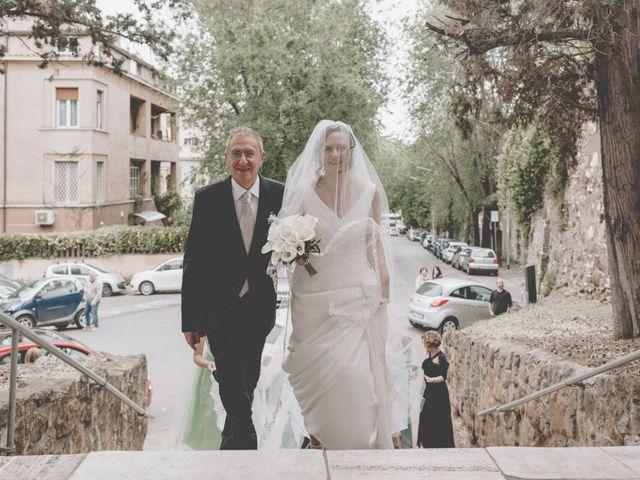 Il matrimonio di Ilaria e Andrea a Roma, Roma 16