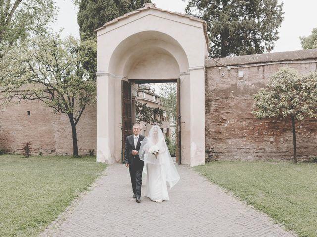 Il matrimonio di Ilaria e Andrea a Roma, Roma 17