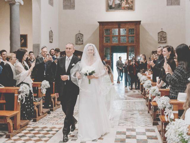 Il matrimonio di Ilaria e Andrea a Roma, Roma 18
