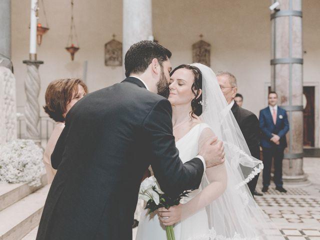 Il matrimonio di Ilaria e Andrea a Roma, Roma 19