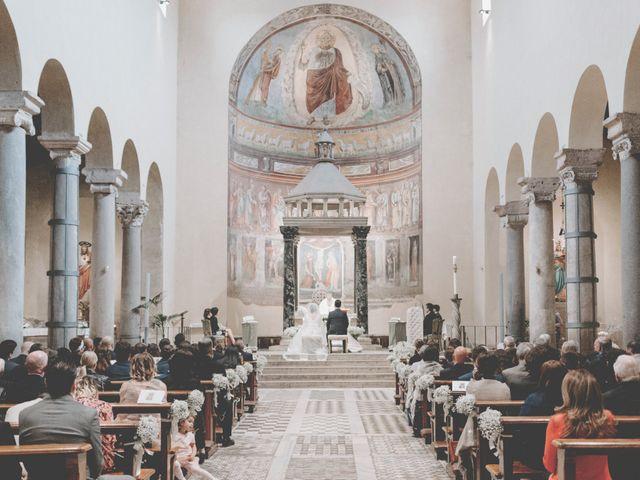 Il matrimonio di Ilaria e Andrea a Roma, Roma 23