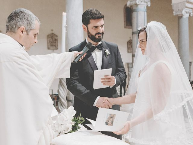 Il matrimonio di Ilaria e Andrea a Roma, Roma 25