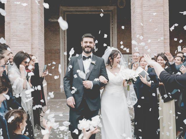 Il matrimonio di Ilaria e Andrea a Roma, Roma 33
