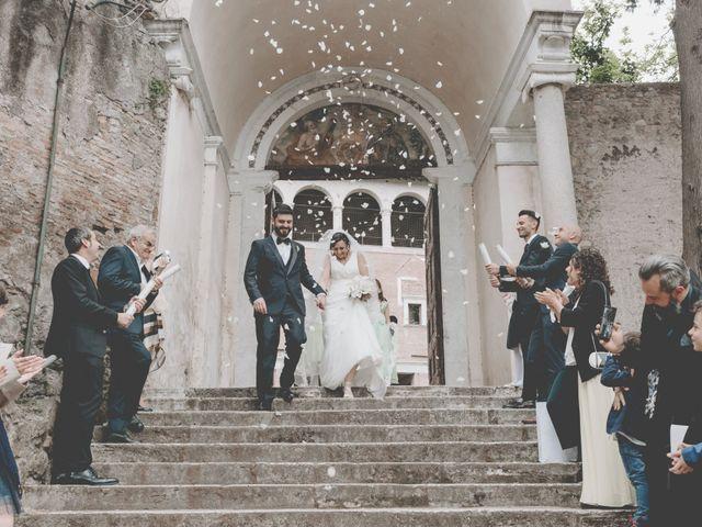 Il matrimonio di Ilaria e Andrea a Roma, Roma 34