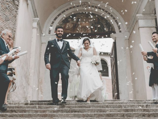 Il matrimonio di Ilaria e Andrea a Roma, Roma 35