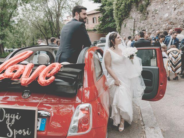 Il matrimonio di Ilaria e Andrea a Roma, Roma 36