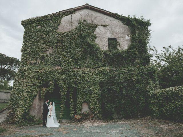 Il matrimonio di Ilaria e Andrea a Roma, Roma 49
