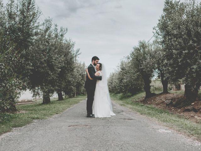 Il matrimonio di Ilaria e Andrea a Roma, Roma 54
