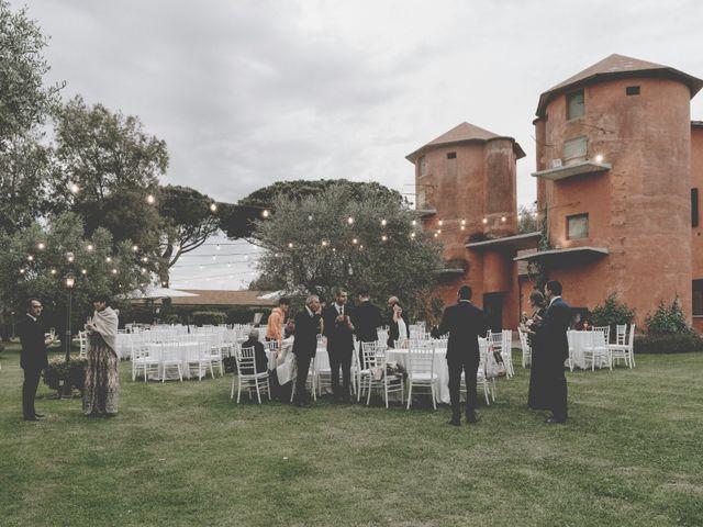 Il matrimonio di Ilaria e Andrea a Roma, Roma 56
