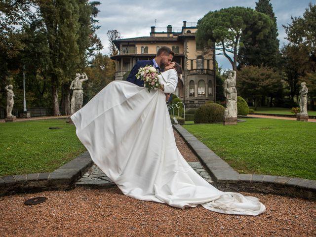 Il matrimonio di Matteo e Linda a Bergamo, Bergamo 29