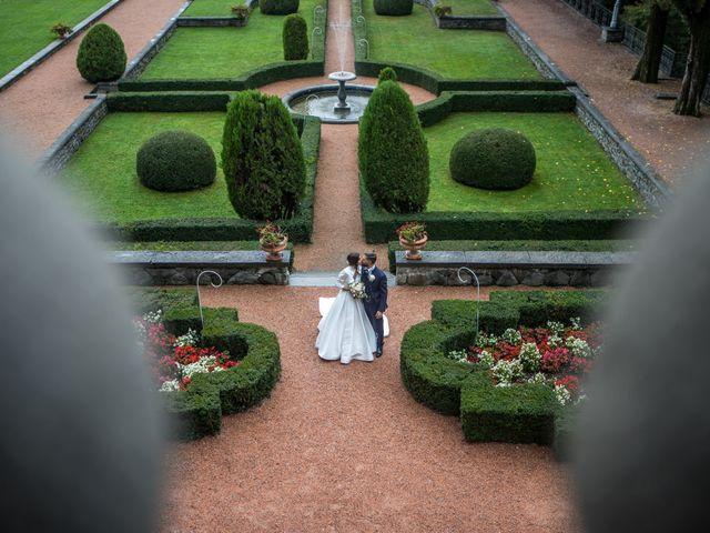 Il matrimonio di Matteo e Linda a Bergamo, Bergamo 27