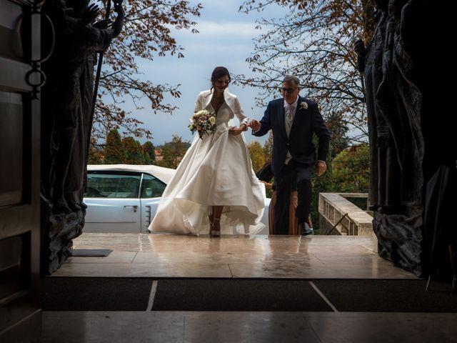 Il matrimonio di Matteo e Linda a Bergamo, Bergamo 17