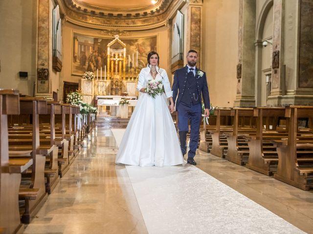 Il matrimonio di Matteo e Linda a Bergamo, Bergamo 21