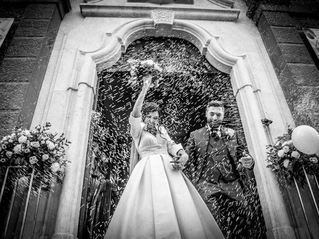 Il matrimonio di Matteo e Linda a Bergamo, Bergamo 22
