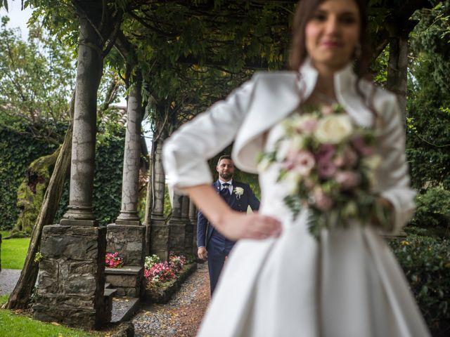 Il matrimonio di Matteo e Linda a Bergamo, Bergamo 32