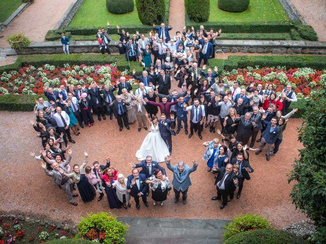Il matrimonio di Matteo e Linda a Bergamo, Bergamo 39