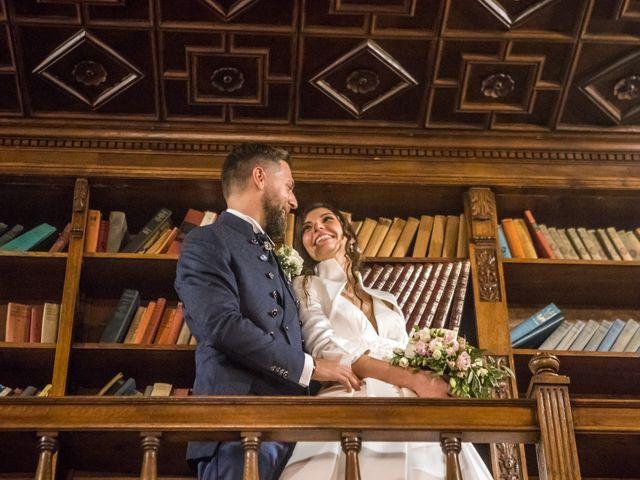 Il matrimonio di Matteo e Linda a Bergamo, Bergamo 40