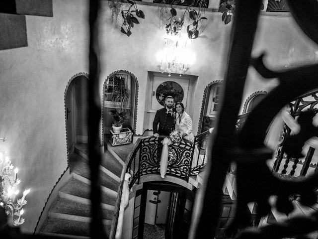 Il matrimonio di Matteo e Linda a Bergamo, Bergamo 41
