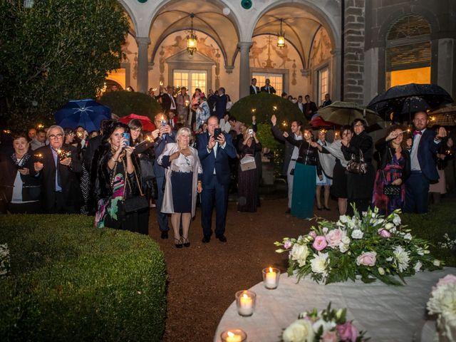 Il matrimonio di Matteo e Linda a Bergamo, Bergamo 45