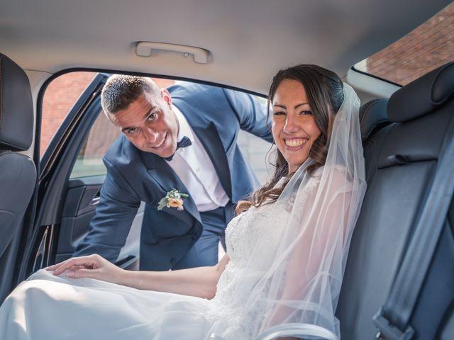 Il matrimonio di Andrea e Giada a Busto Arsizio, Varese 6