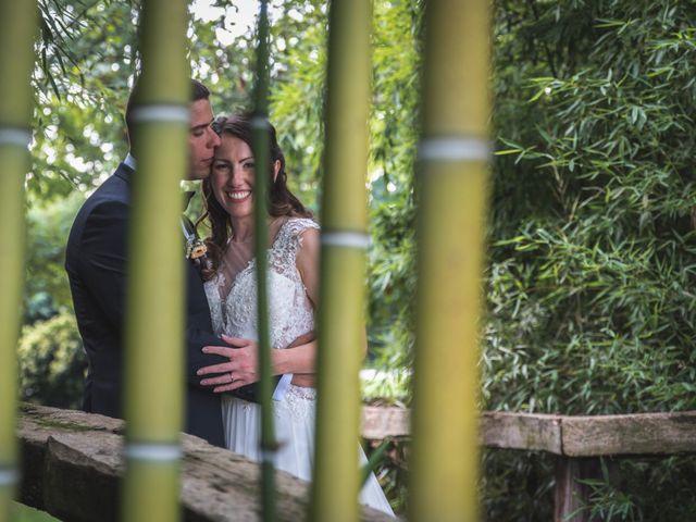 Il matrimonio di Andrea e Giada a Busto Arsizio, Varese 12