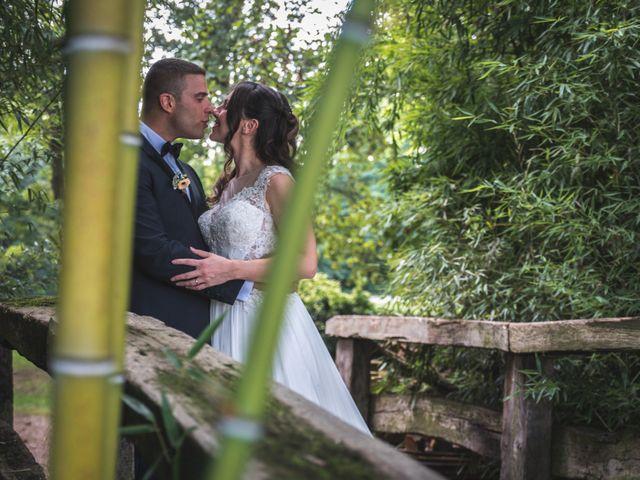 Il matrimonio di Andrea e Giada a Busto Arsizio, Varese 13