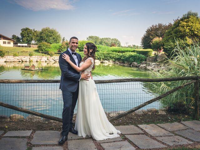 Il matrimonio di Andrea e Giada a Busto Arsizio, Varese 26