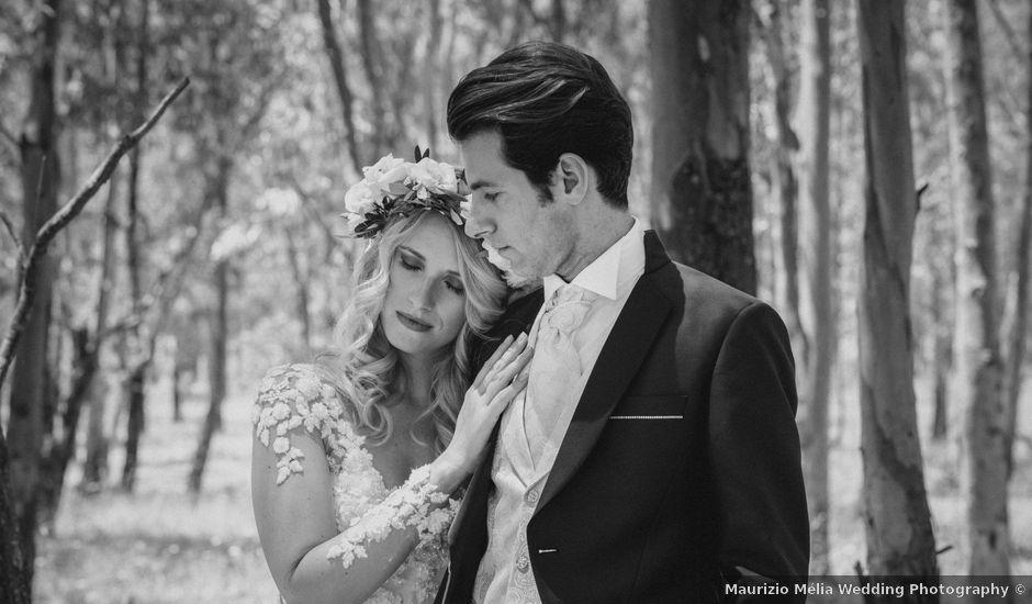 Il matrimonio di Klara e Aurelio a Pozzallo, Ragusa