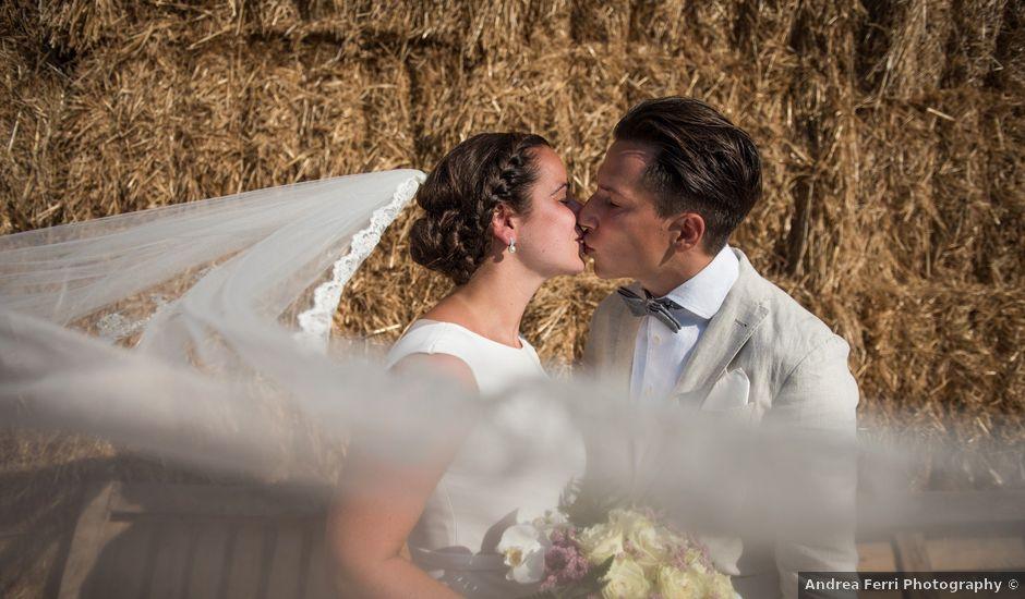 Il matrimonio di Steven e Assi a Lajatico, Pisa